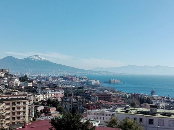 Private Elena Ferrante's Naples Tour