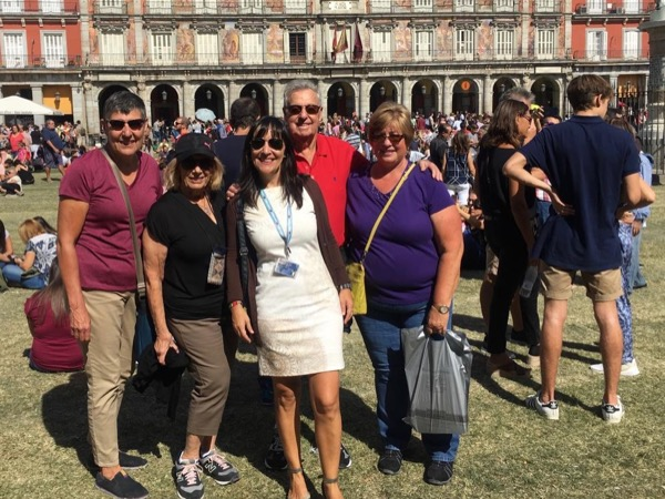 Essential Madrid Private Tour. 2 hour sightseeing by car + 2 hour Old town walking tour.