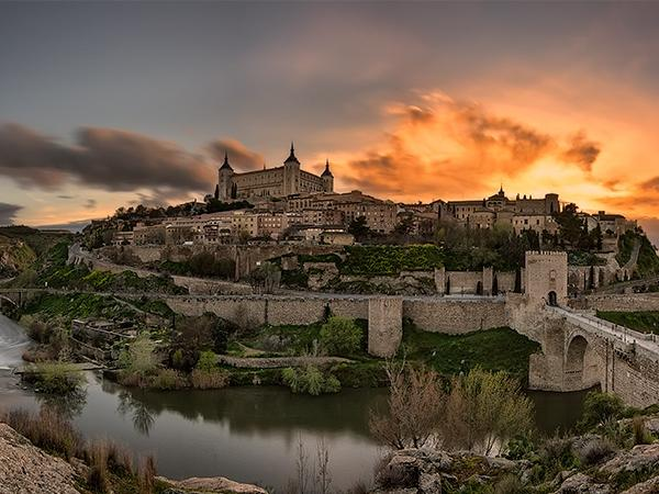 Toledo by train from Madrid - Private Tour