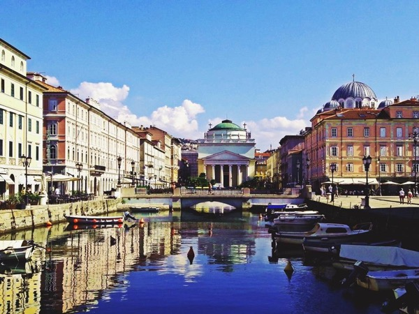 Private Walking Tour of Trieste