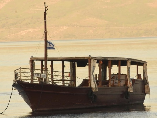 The Highlights Tour of the Sea of Galilee - Lake Kinneret