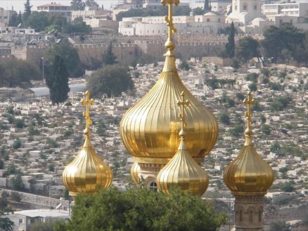 Haifa Port to Jerusalem