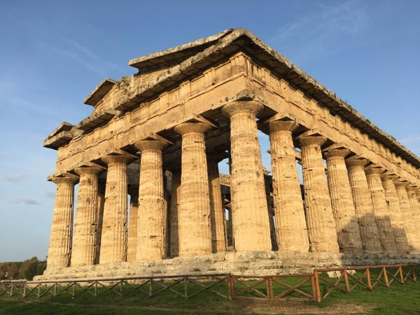 Paestum with an Archaeologist - private walking tour