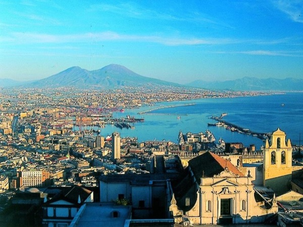 Naples, historic center - private walking tour