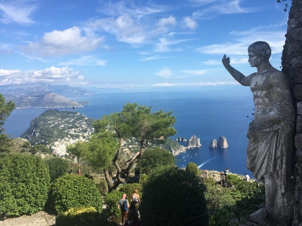 Capri Island with an historic guide - private tour