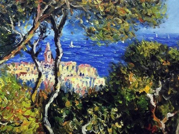 Monet on the Italian Riviera - Private tour