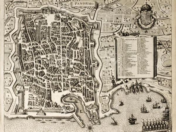 Palermo Historical Tour