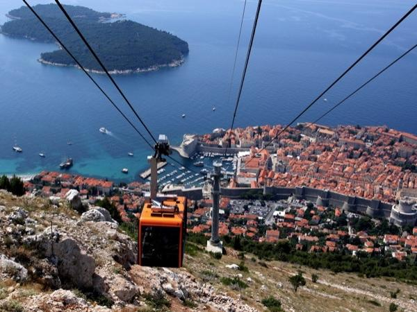 Dubrovnik City Tour & Srdj Hill Panorama by Cable Car