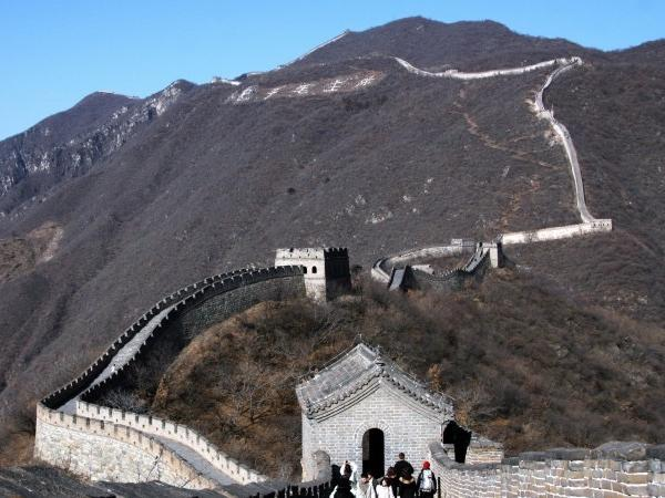 Discover Two Different Great Wall - A Private Tour from Beijing