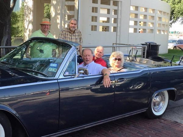 Dallas Kennedy Assassination Tour with NO Kennedy car