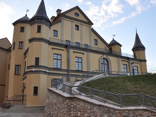 Mir and Niasviž castles