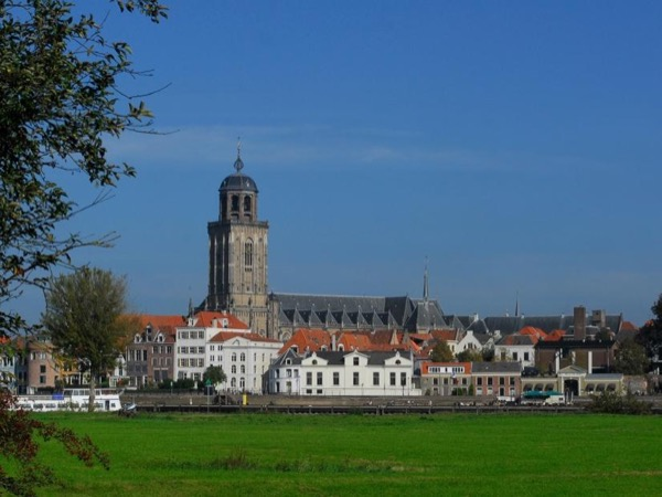 City walk in the medieval city of Deventer - private tour