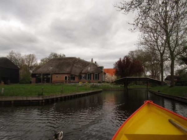 Giethoorn and the Hanseatic city of Zwolle