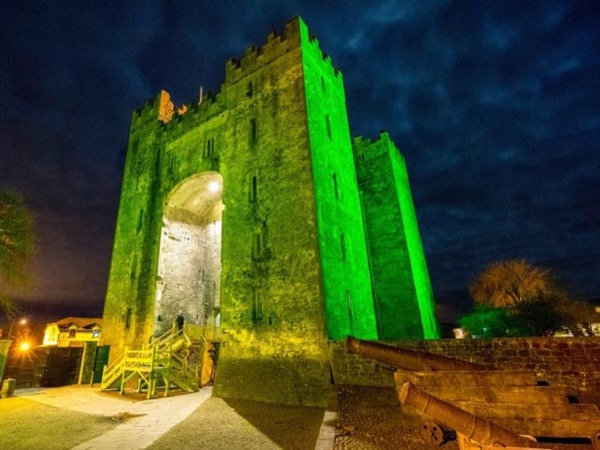 The Best of Castles in County Clare