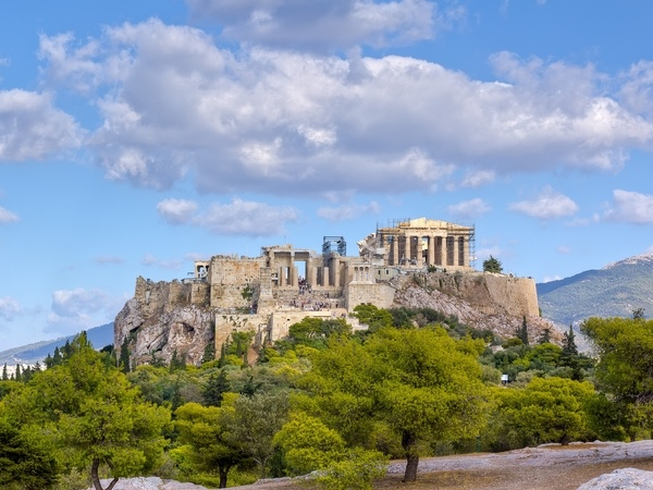 Athens Half Day private tour by mini van