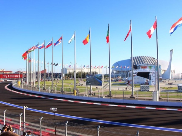 Olympic Park and Sochi Autodrom Private Tour