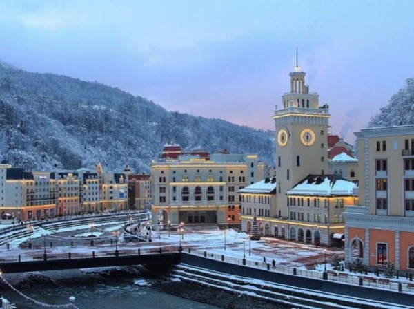 Krasnaya Polyana and Casino - Private Tour