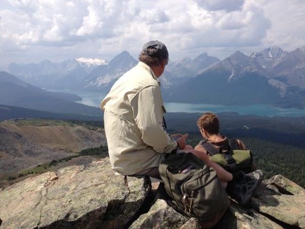 Full Day Alpine Hike in Jasper National Park