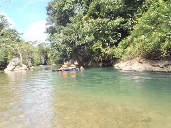 Cave Tubing Adventure with zipline
