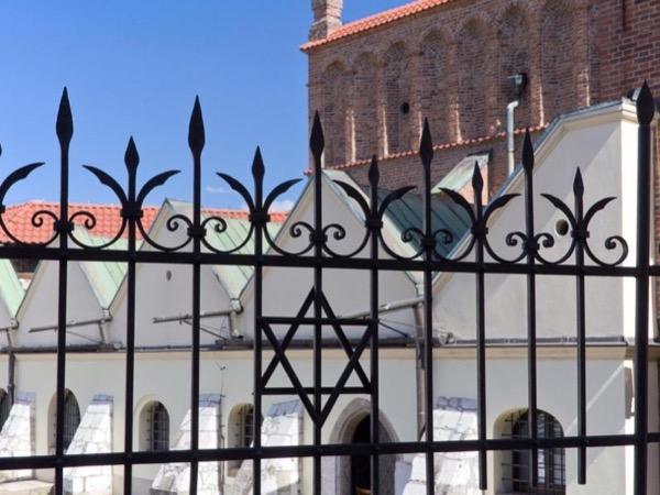 Krakow's Jewish Traces -