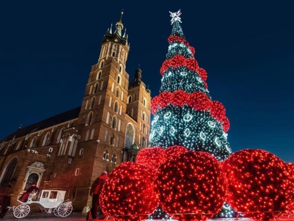 Polish Christmas Krakow Style Private Tour