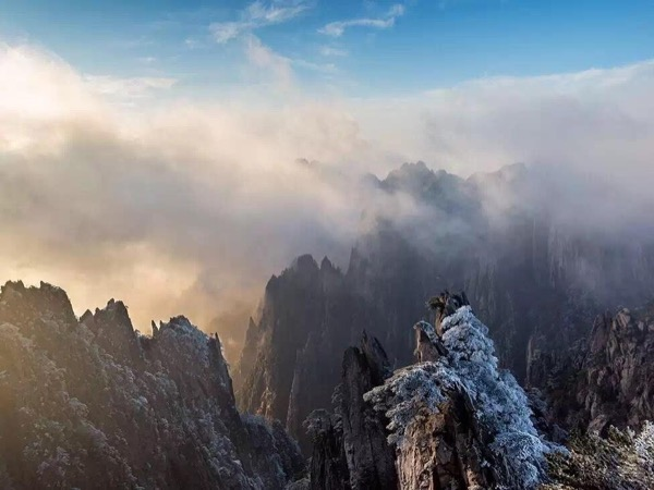 Mount. Huangshan Quintessence Tour