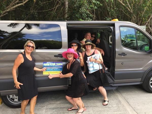 St. Thomas Small Group Customized Tour: 8 to 14 Passengers!