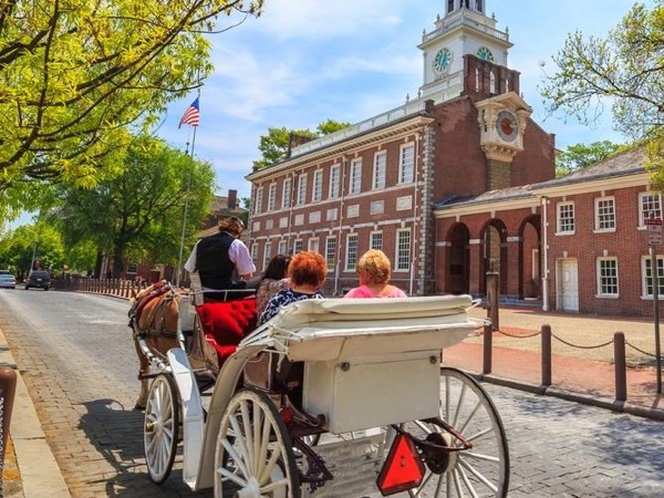 Philadelphia & Amish Country Day Trip from New York City, with Your Own Private Driver-Guide & Vehicle