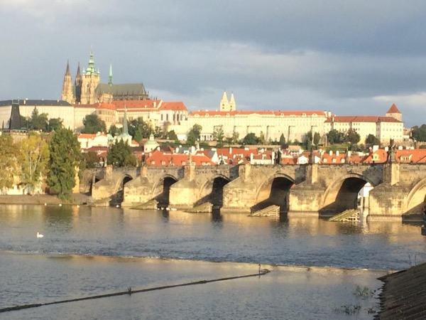 First time in Prague (Prague by minivan with the private guide)
