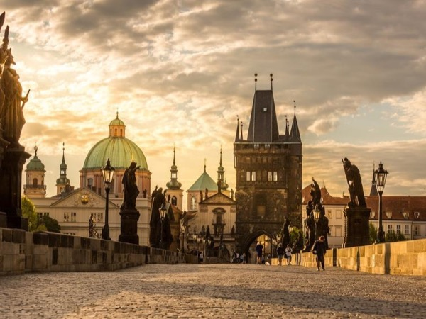 Private walking tour around Prague