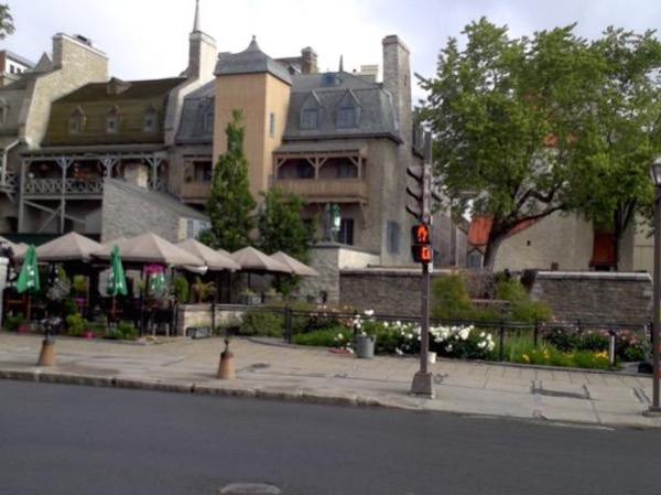 Petit Champlain,Place Royale and Old Quebec walking private tour