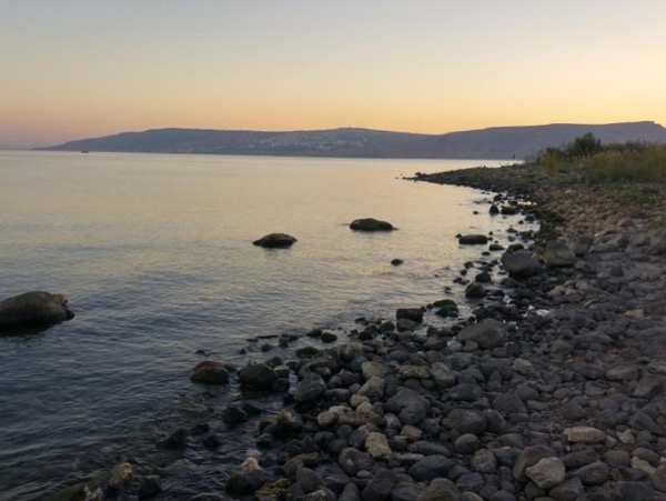 Private tour of the Sea of Galilee