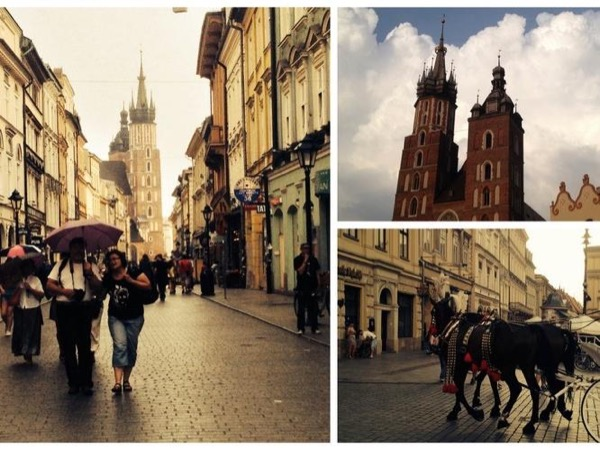 Krakow By Car (and Walk) Private Tour