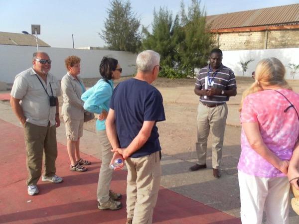 Full-Day DAKAR city tour and GOREE island combination