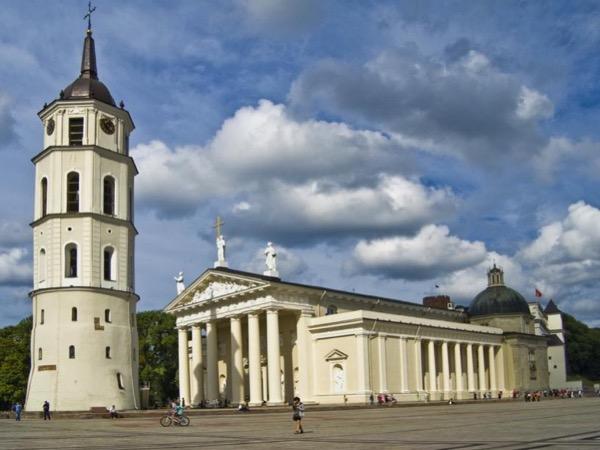 Vilnius Old Town private walking tour