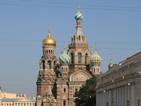 1 Day Private Walking Tour of St Petersburg