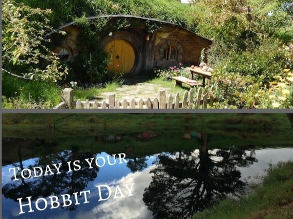 Pay a Visit to Hobbits