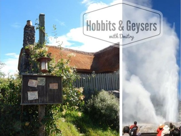 Day of Hobbits and Geysers
