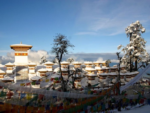 Amazing Bhutan in a 6 day guided tour