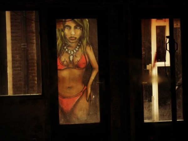 The Changing Red Light District Private Tour