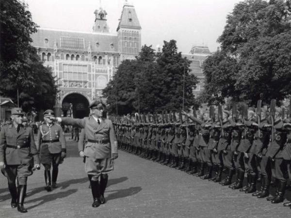 Second World War in Amsterdam
