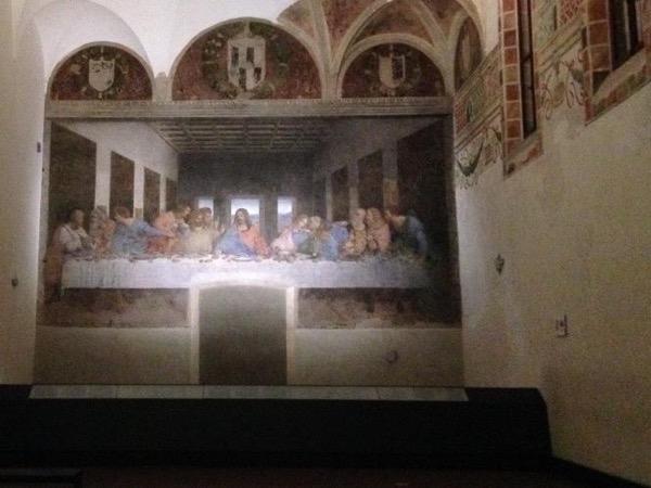 Leonardo da Vinci: maturity in Milan