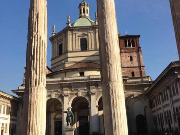 Ancient Roman Milan: the capital of the Western Roman Empire