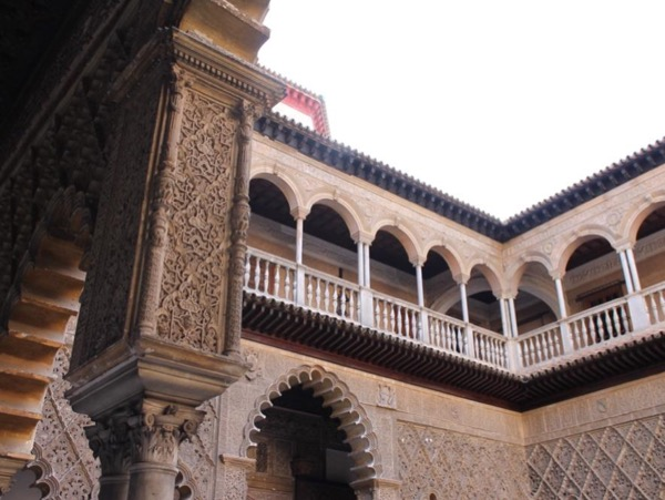 A wonderful setting. Visit to the Real Alcázar+Barrio de Santa Cruz- Private tour (2 hours and 30 min.)