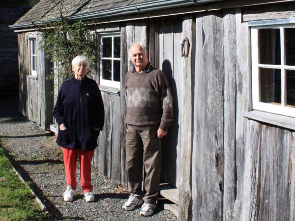 Jane Turner and Freeborn Parsons, our pioneering ancestors - Private Tour