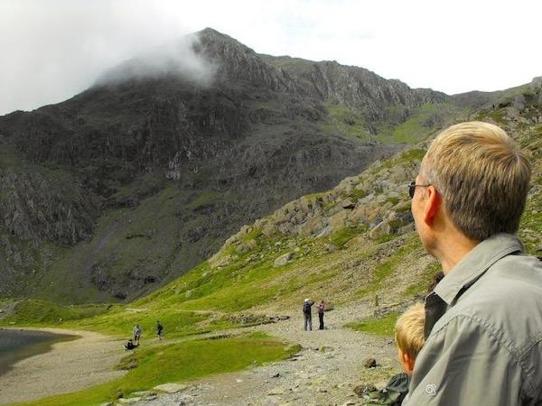 Climb Snowdon