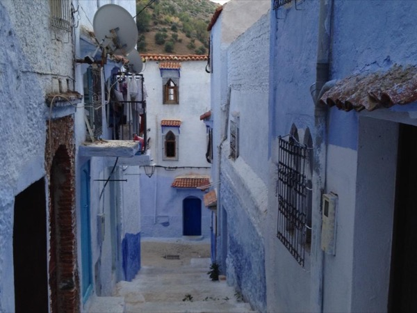 Chefchaouen, a jewel of the hispano-moresque architecture
