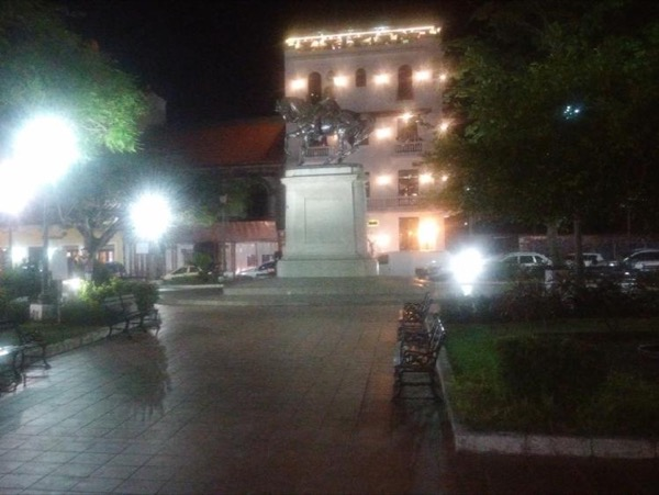 Colonial City Night Walk