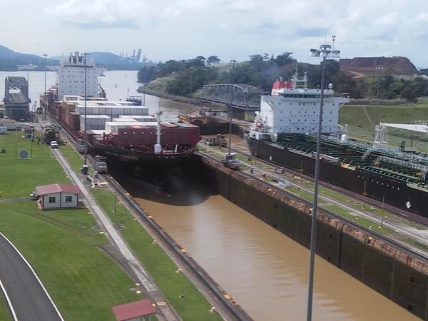 Panama Canal 3 Locks Excursion