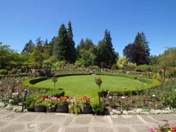 Victoria+ Buchart Gardens Tour - all fees and tickets included